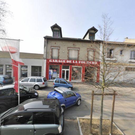 Garage De La Fourche - Concessionnaire automobile - Maisons-Alfort