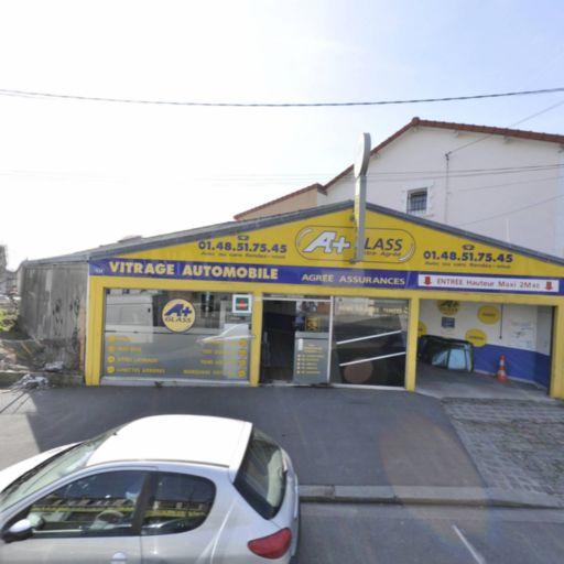 a Plus Glass - Garage automobile - Montreuil