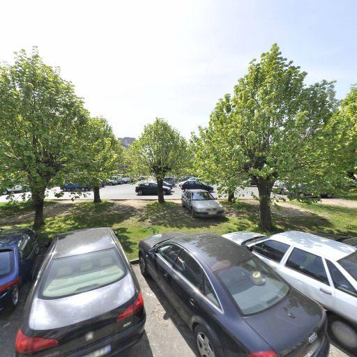 Parking Square Prosper Mérimée - Parking - Melun