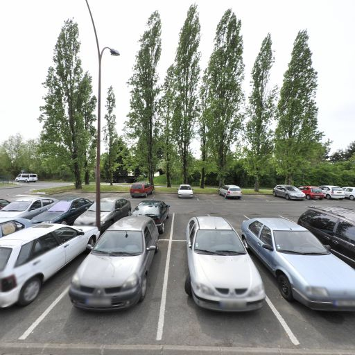 Parking Gymnase - Parking - Évry-Courcouronnes
