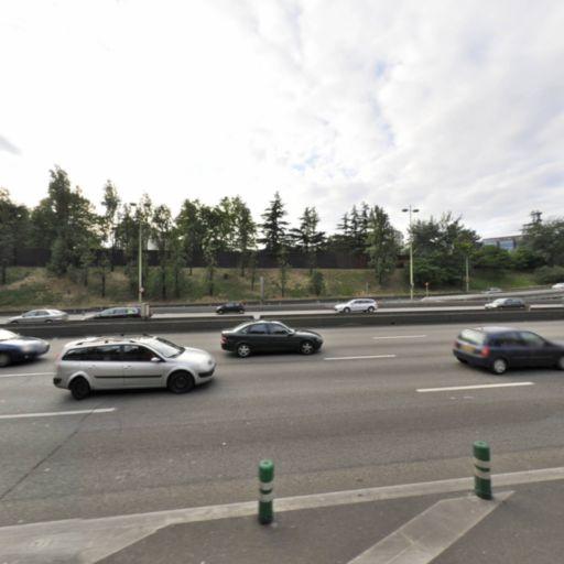 Porte de Champerret - Parking public - Paris