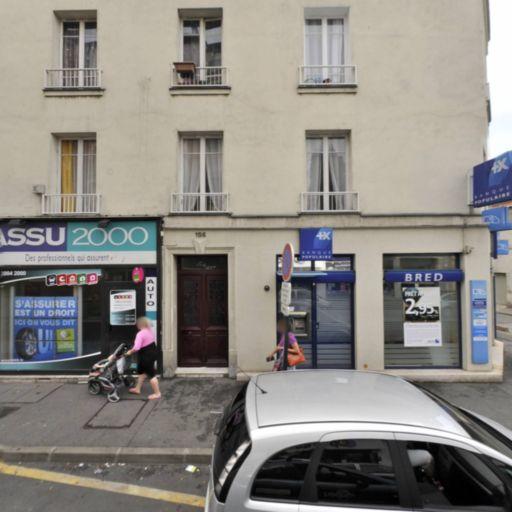 Assu 2000 - Société d'assurance - Alfortville