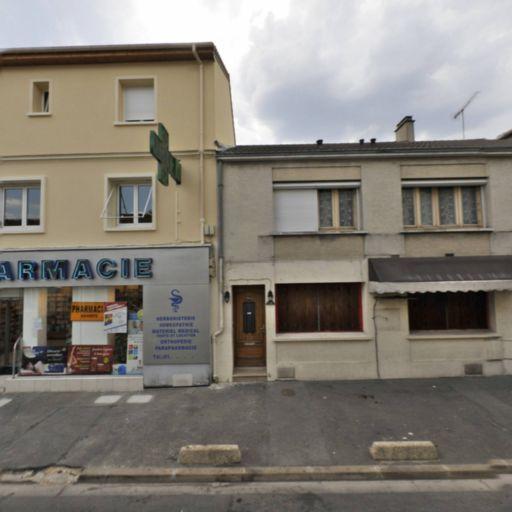 Pharmacie De La Gare - Pharmacie - Alfortville