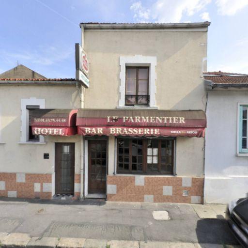 Akli Tahar - Hôtel - Alfortville