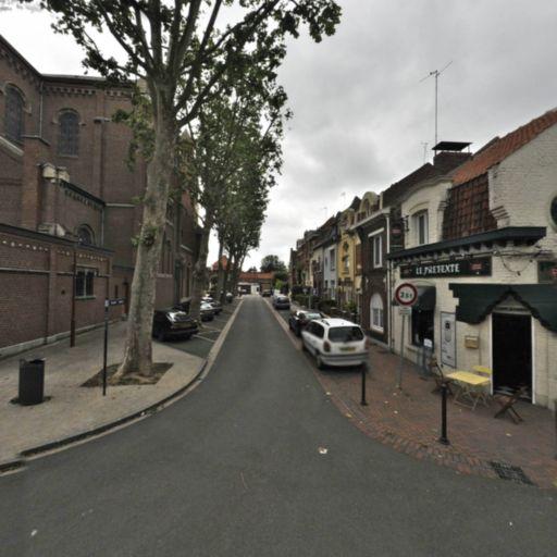 Le Pretexte - Café bar - Villeneuve-d'Ascq