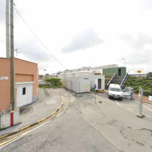 Aire de covoiturage Caserne des pompiers - Aire de covoiturage - Haubourdin