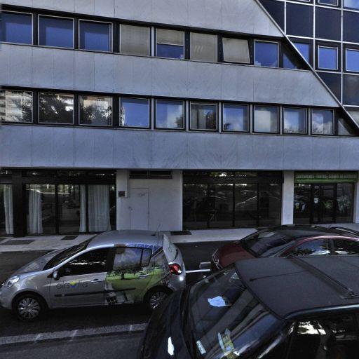 Pôle administratif du Groupe IRIS GRIM - Siège - Centre de radiologie et d'imagerie médicale - Nantes