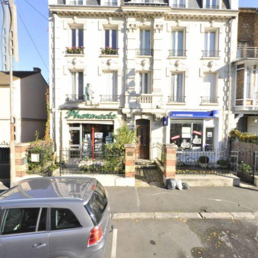 Pharmacie de l'Eglise Saint Antoine - Pharmacie - Le Chesnay-Rocquencourt