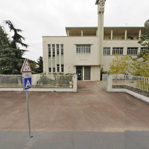 Ecole primaire Moulin à Vent - École maternelle publique - Vénissieux