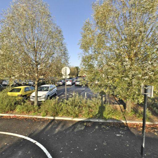 Parking Parc relais tramway Morlière Paquelais - Parking - Orvault