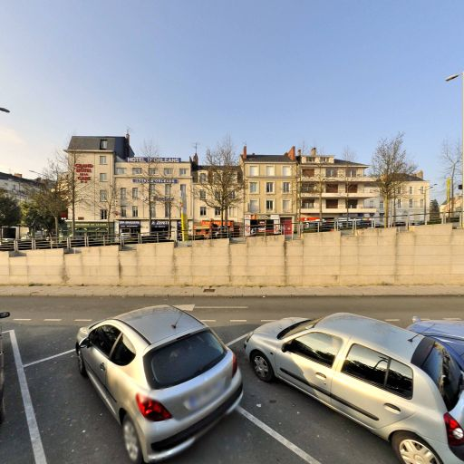 Parking Gare - Parking - Angers