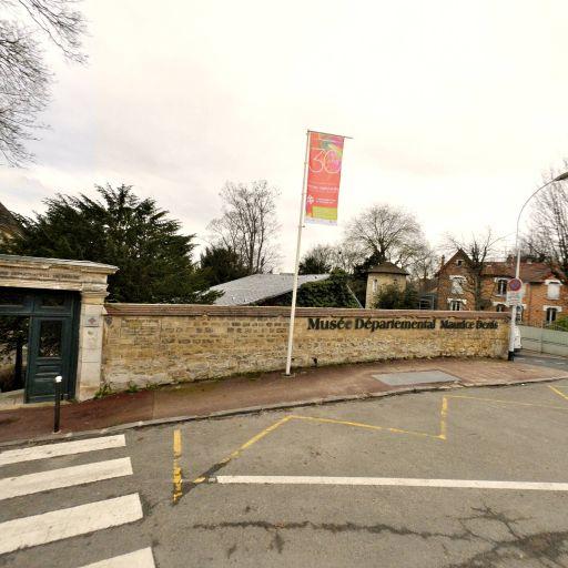 Jardin Du Musée Départemental Maurice-denis Le Prieuré - Parc et zone de jeu - Saint-Germain-en-Laye