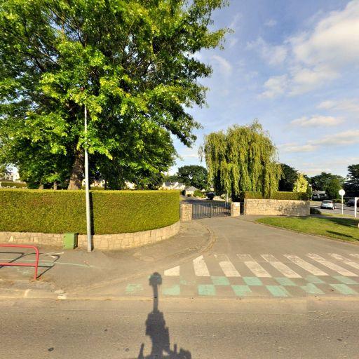 Cimetière de Saint-Grégoire - Cimetière - Saint-Grégoire
