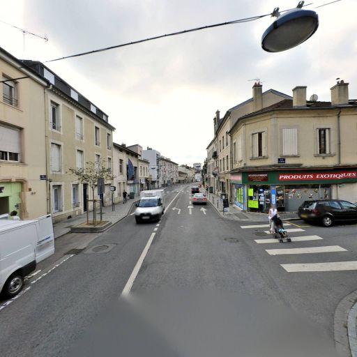 Boulangerie Paulette - Boulangerie pâtisserie - Jarville-la-Malgrange