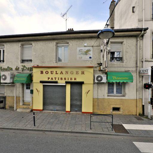 Poutier Sandrine - Coiffeur à domicile - Jarville-la-Malgrange