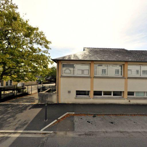 Ecole primaire publique Jean Monnet - École maternelle publique - Quimper