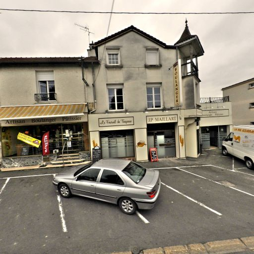 Le Fournil de Tinqueux - Boulangerie pâtisserie - Tinqueux
