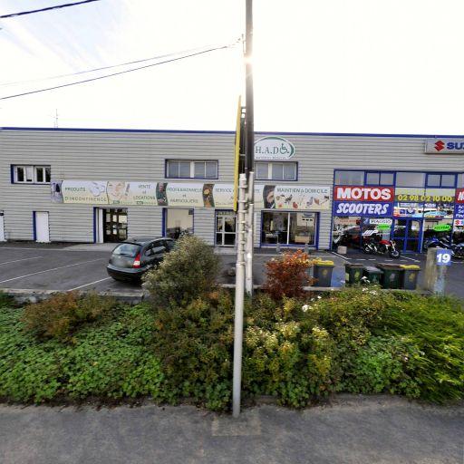Harmonie Médical Service - Vente et location de matériel médico-chirurgical - Brest