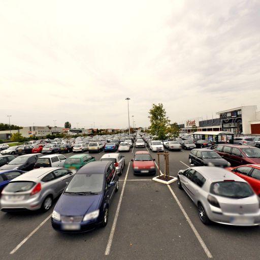 Parking Géant - Parking - Clermont-Ferrand
