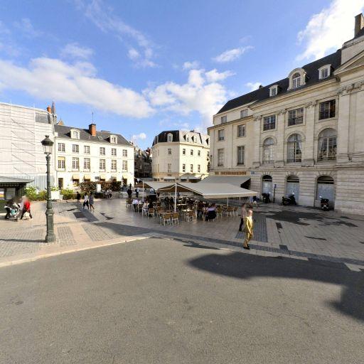 DRFIP CENTRE et LOIRET - Trésorerie des impôts - Orléans