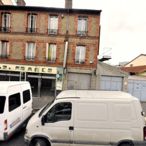 Rialland Benoît - Enseignement pour les professions artistiques - Montreuil
