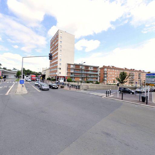 Parking Joinville le Pont Hôtel de Ville - Parking public - Joinville-le-Pont