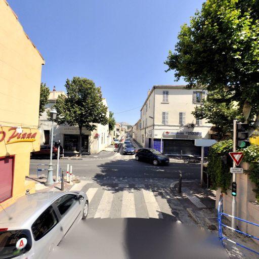 Turbo Pizza Jacques - Restaurant - Marseille