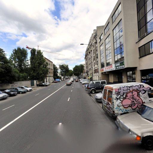 Urbis Park - Parking public - Saint-Ouen
