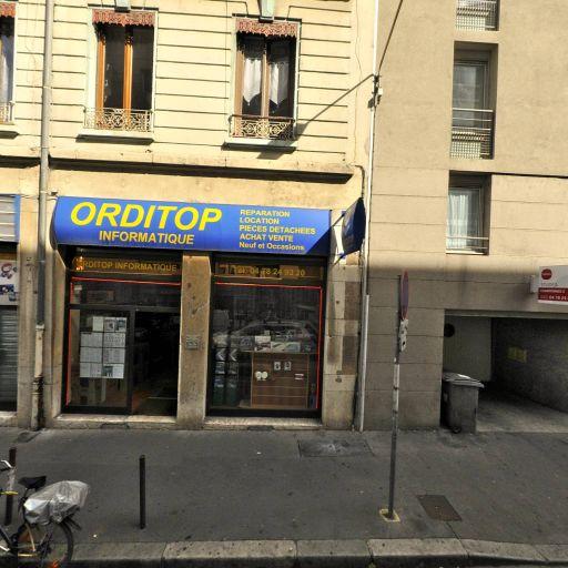 Orditop - Vente de matériel et consommables informatiques - Villeurbanne