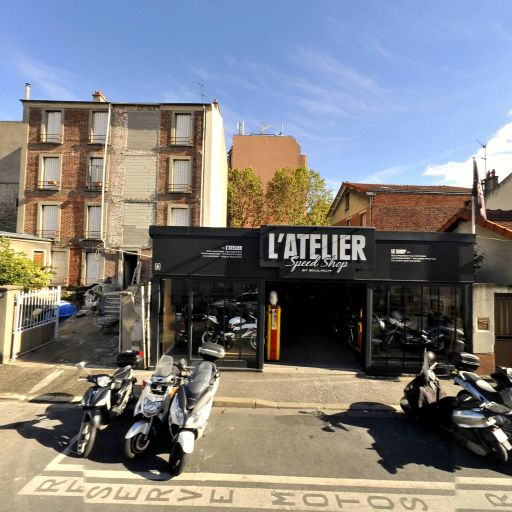 Atelier Speed Shop - Agent concessionnaire motos et scooters - Malakoff