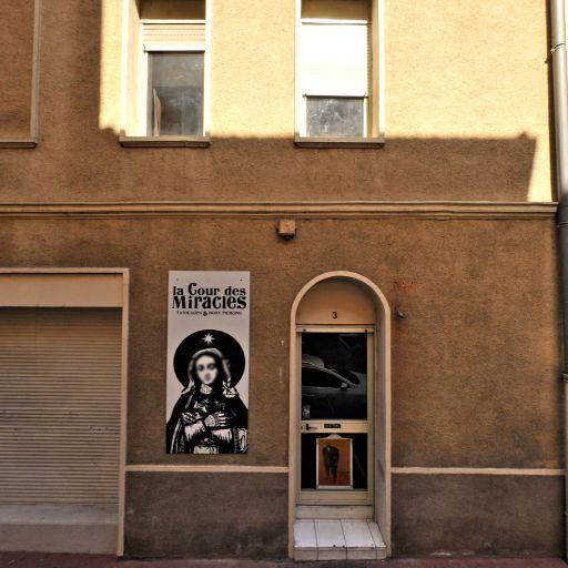 La Cour des Miracles - Tatouages - Toulouse