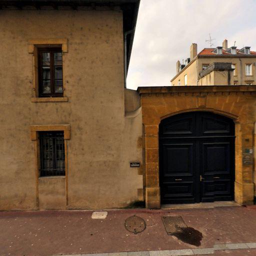 Crèche des Récollets - Crèche - Metz