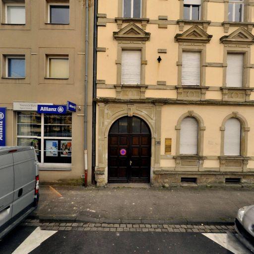 Allianz assurances Yvonnick Blaise - Société d'assurance - Metz