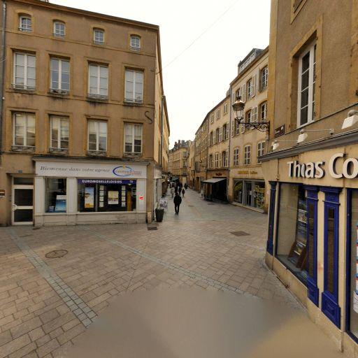 AG2R La Mondiale - Société d'assurance - Metz