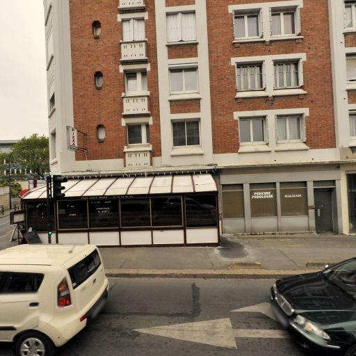 Saint Cyril - Restaurant - Bagneux