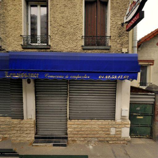 Toni-basengula Emile - Restaurant - Bagneux