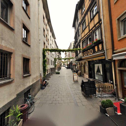 Hotel des Tonneliers - Restaurant - Strasbourg