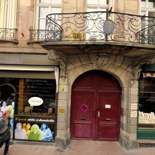 Cm - Société de holding - Strasbourg