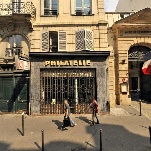 la Bourse du Timbre Versaudiere Invest - Philatélie - Paris
