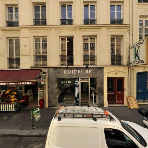 La Démesure - Café bar - Paris