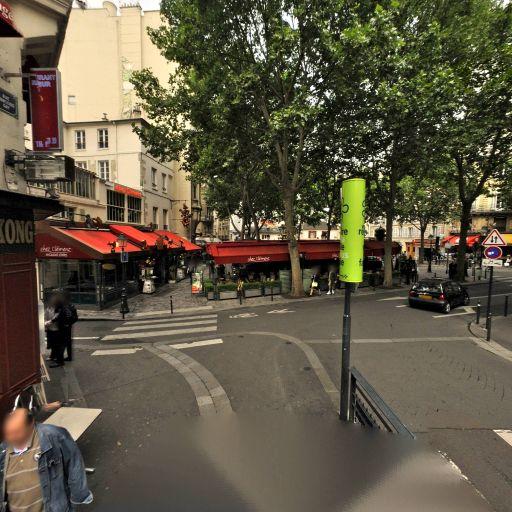 Parking Place Saint-Michel - Parking public - Paris