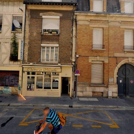 S.a.g.s - Parking public - Reims