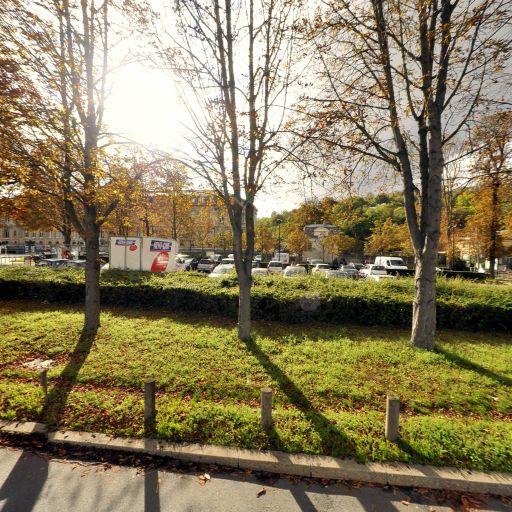 Parking Manufacture - Parking - Sèvres