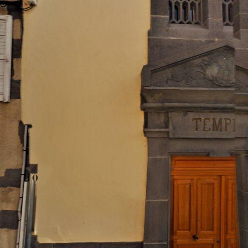 Synagogue de Clermont-Ferrand - Synagogue - Clermont-Ferrand