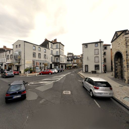 Collet Thierry - Paysagiste - Chamalières