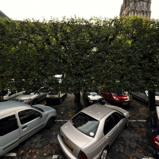 Parking Cathédrale - Parking - Poitiers