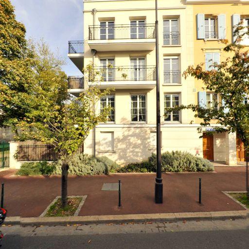 Bois Préau - Parking public - Rueil-Malmaison