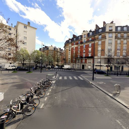 Station Vélib' Reynaldo Hahn - Lagny - Vélos en libre-service - Paris