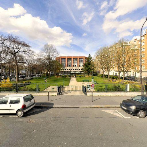 Jardin Janis Joplin - Parc, jardin à visiter - Paris