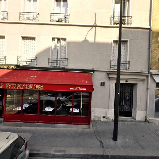 Station Vélib' Fragonard - Porte de Clichy - Vélos en libre-service - Paris